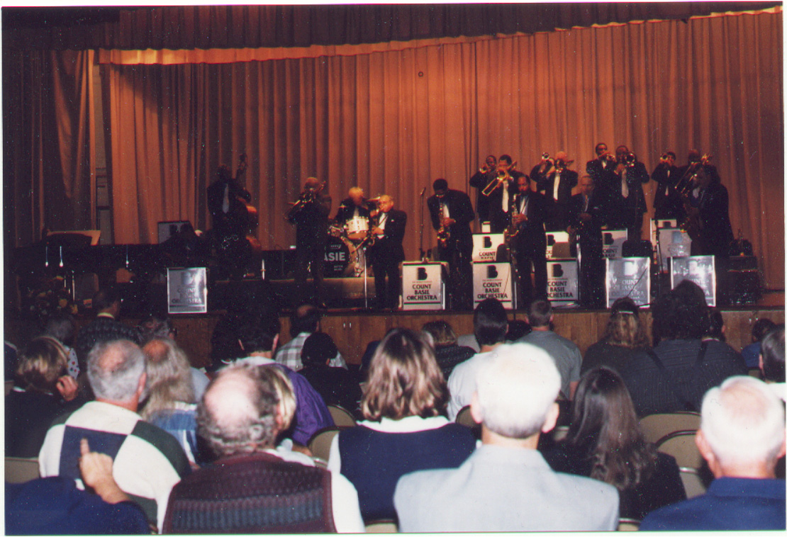 Count Basie Orchestra in Savanna October 19, 1999